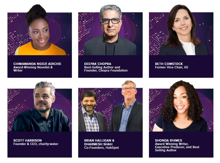 Inbound 2018 Speakers